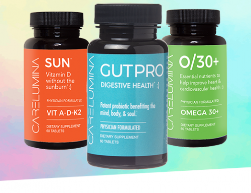 SUN, GUT PRO & O30+ PRODUCTS NOW AVAILABLE