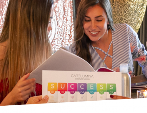 INTRODUCING CARELUMINA PRODUCTS & SERVICES